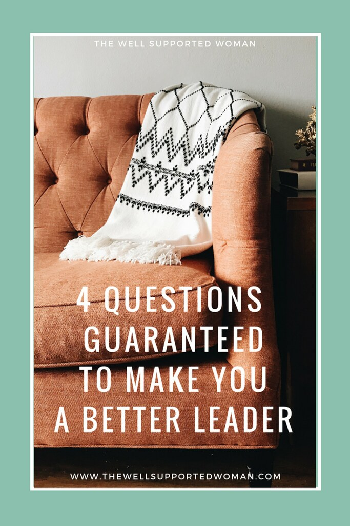 Life and leadership coach Laura Weldy shares his four favorite journalling prompts to help you become a more self-aware and intentional leader in life and business.