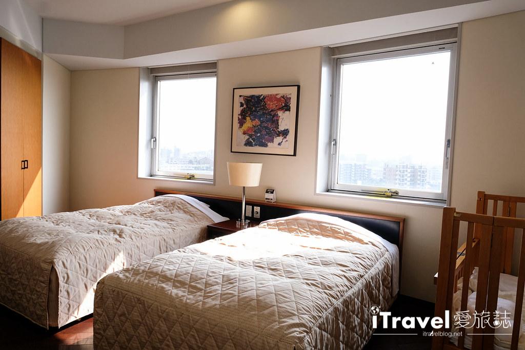 福冈饭店推荐 The Residential Suites Fukuoka (16)