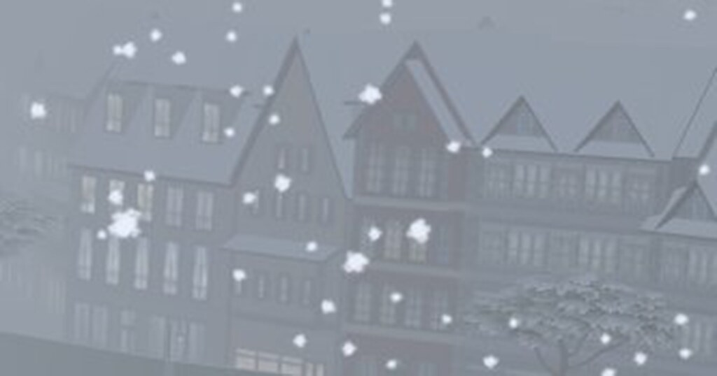 Photo of Windenburg, Mundo do The Sims 4 Junte-se À Galera, Sob a Neve!