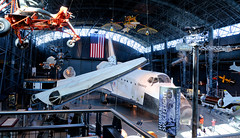 Steven F. Udvar-Hazy Center.....flying machine buff's, Heaven