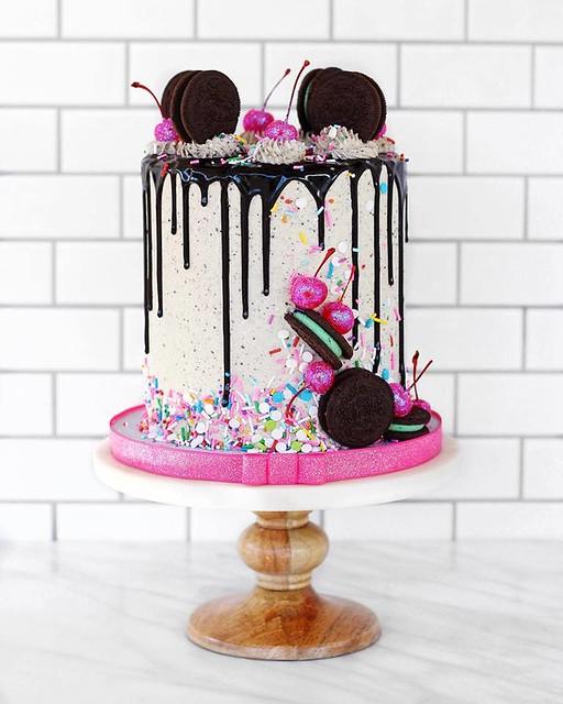 Cake by Jonathan Caleb Cake
