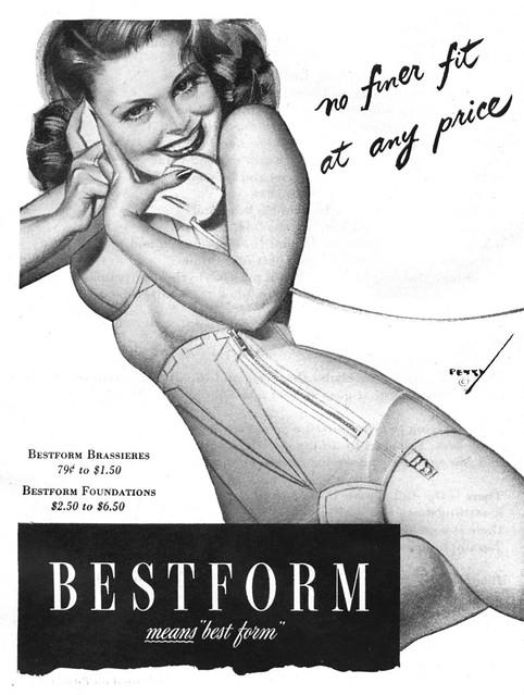 Bestform, 1945