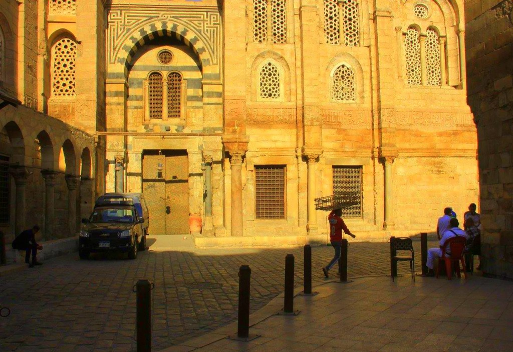 Cairo street photography is a work of art