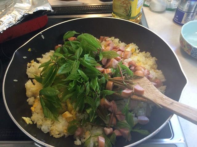 KOSHIABURA in The Frid Rice