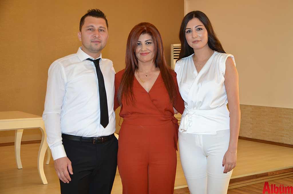 Ali Ayaz, Leyla Aykanat, Gizem Deniz Songun