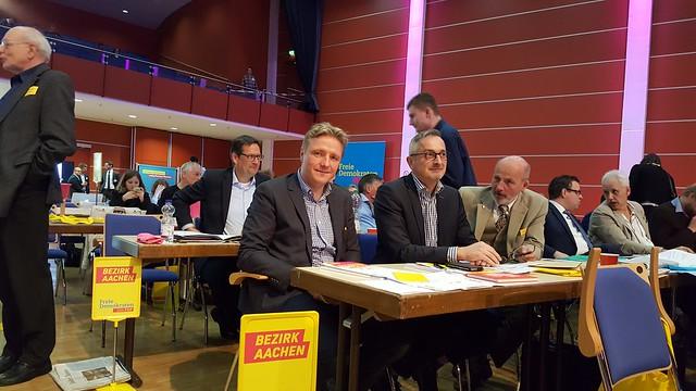 Landesparteitag 2018 der FDP NRW in Siegen