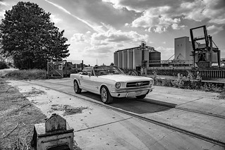 Ford Mustang Cabrio 1964 - Convertible