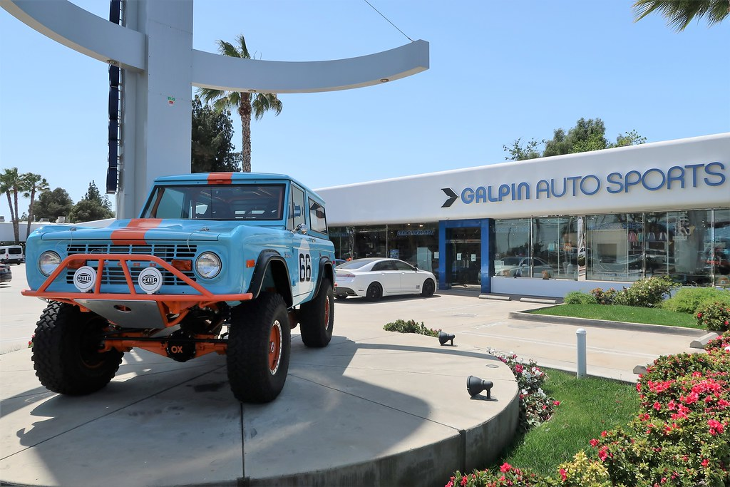 2018 Galpin Auto Sports / GAS Ford Collection, Van Nuys, CA - 4/13/18