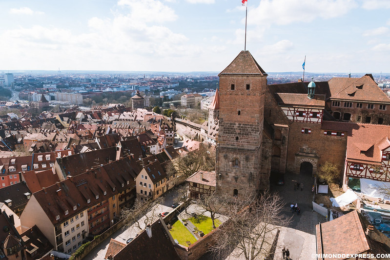 Castillo de Nuremberg