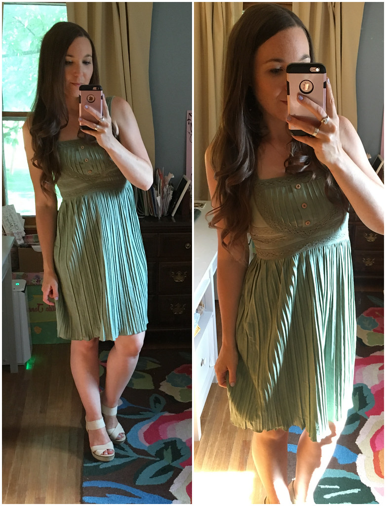 matilda jane green joanna gaines dress