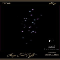 LD Magic Twirl Lights FF