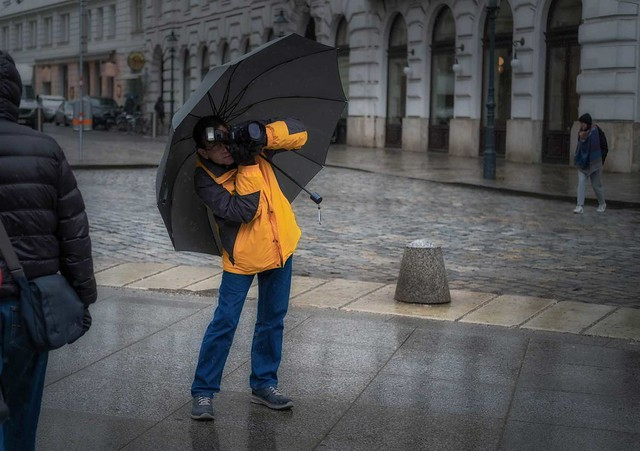 need an umbrella