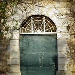 Portali in pietra di Padula - in abitazione rurale