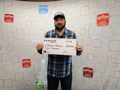 Howard Johnson- $50,000 PowerBall