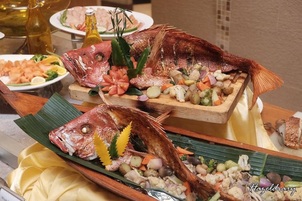 Seri Mutiara Restaurant at Mutiara Hotel JB-6