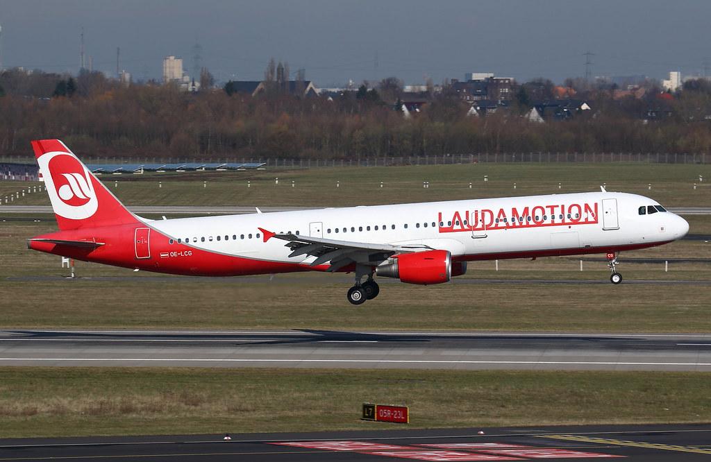 Laudamotion | A321-200 | OE-LCG | DUS | 31.03.2018