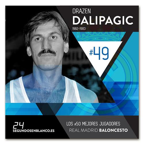 #49 DRAZEN DALIPAGIC