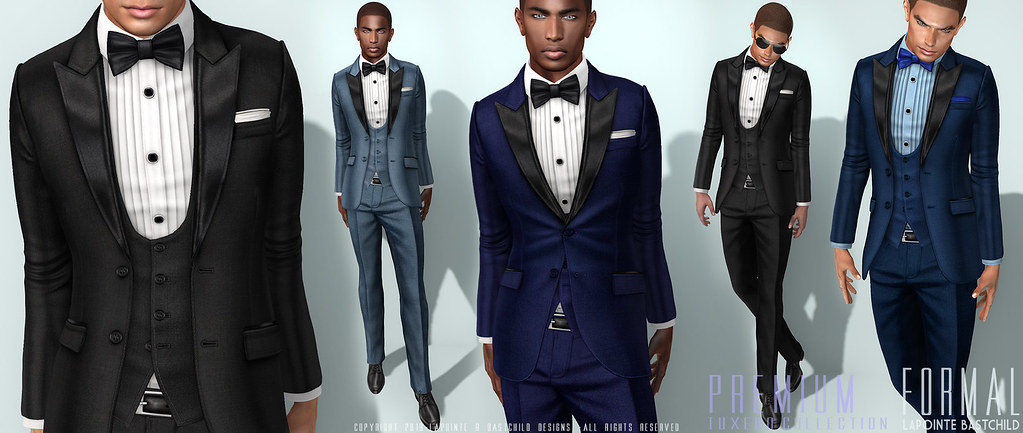 Formal Lapointe BastChild – New Mainstore Release!