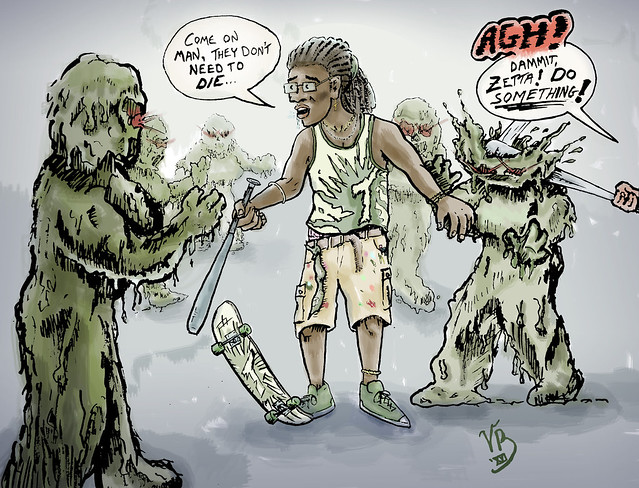 Mutant Battle