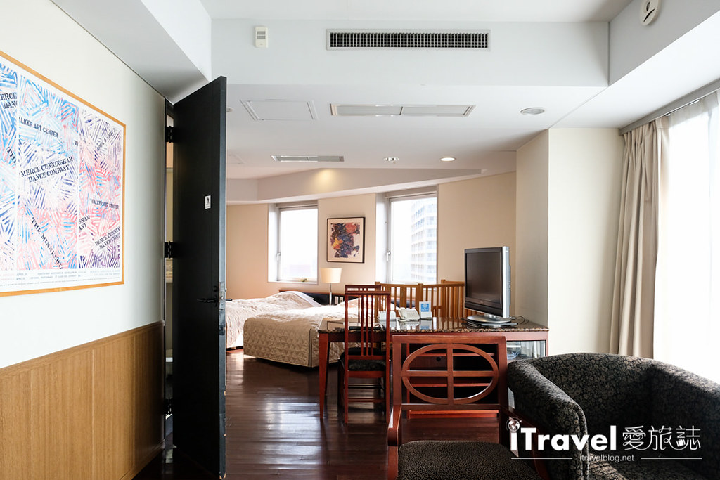 福冈饭店推荐 The Residential Suites Fukuoka (15)