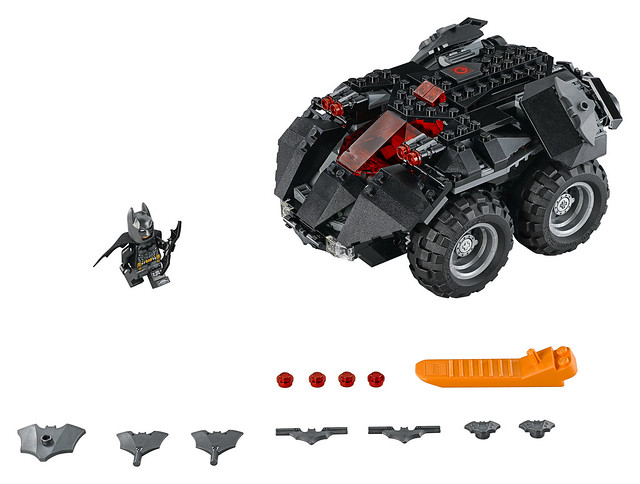 76112 - App-Controlled Batmobile