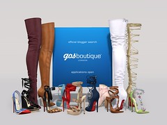 GOS BOUTIQUE - BLOGGER APPLICATIONS NOW OPEN