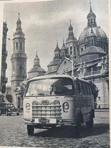 Petit Autocar Nazar A diari Arriba 10 juny 1962