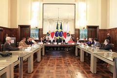 Prefeitura e Governo assinam decretos sobre Gestão de Assentamentos.