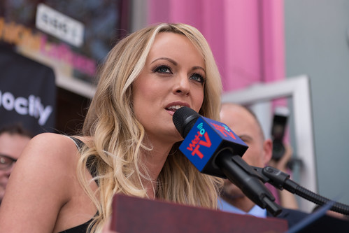 Stormy Daniels Day - May 23, 2018 (Set #2)