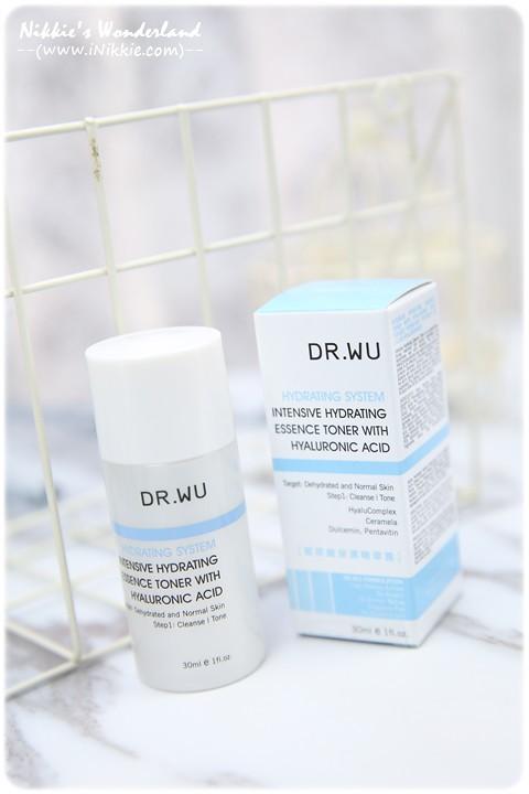 DR.WU達爾膚 玻尿酸保濕精華露
