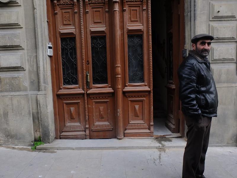"Баку старый: крепость Ичери Шехер и трущобы ""Кубинка"""