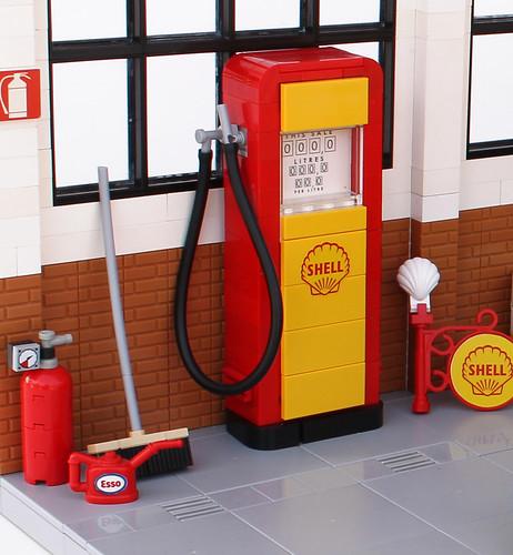 Fill 'er up!