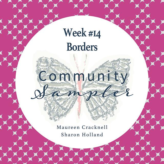 Week 14 - Borders!