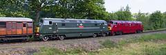 Severn Valley Railway 2018 Diesel Gala.