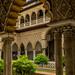 Alcazar, Seville. by Blackburn lad1