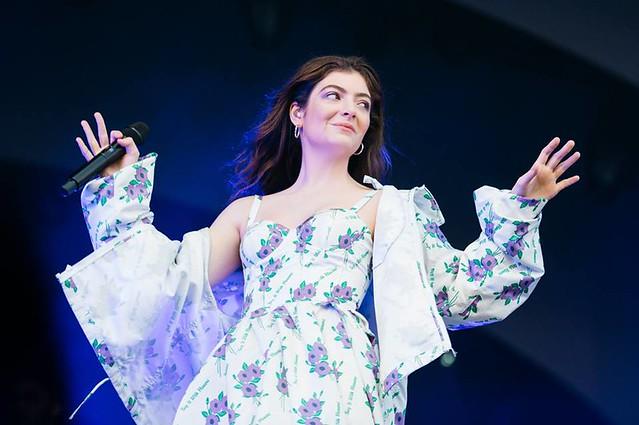 Lorde © John Curtis Hughes