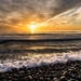 San Onofre Sunset.2-7980-2 by Steve's Reflections