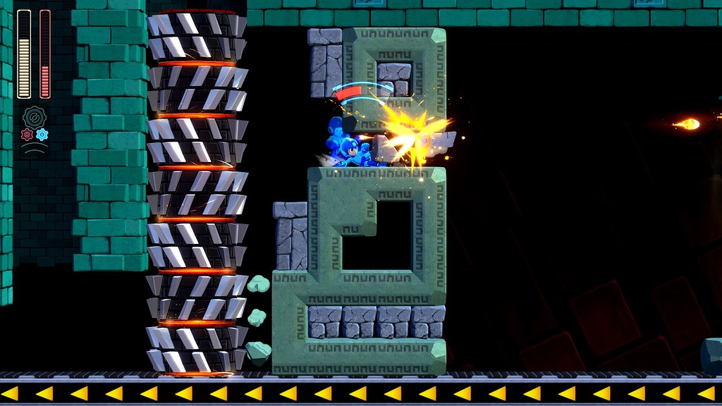 Mega Man 11 - Speed Gear