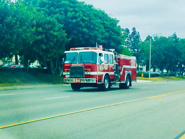 ORCO ENGINE 64 near Pacifica High School