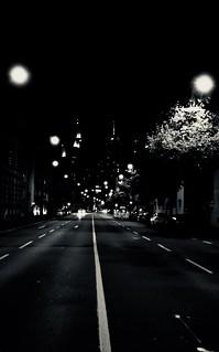 Über Stille Momente in einer lauten Stadt.