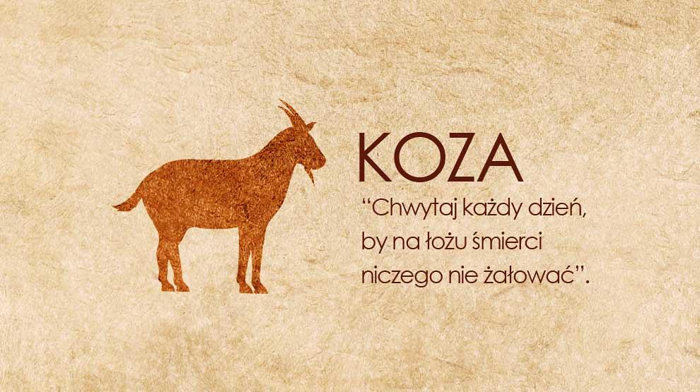 Horoskop chiński Koza (Owca)