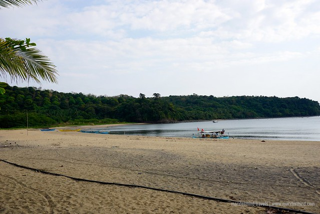 Aglaloma Point Beach Bataan