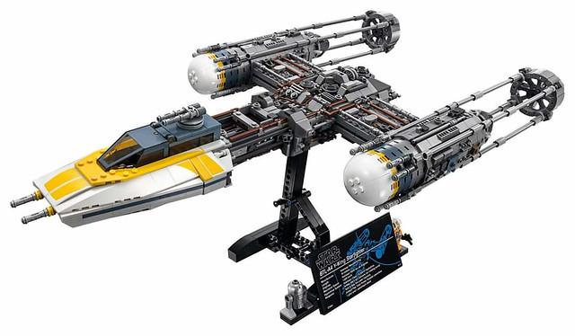 LEGO Star Wars 75181 UCS Y-Wing - oficjalnie 3