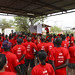 UNMAS commemorates International Mine Day; Run for fun