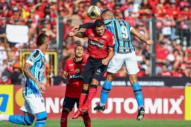 Brasil-PEL x Grêmio 08/04/18