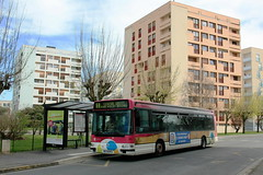 SITAC - Irisbus Agora S n°889 - Ligne 1