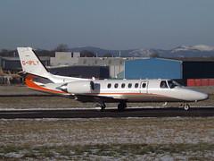 G-IPLY Cessna Citation Bravo 550B XJC Ltd