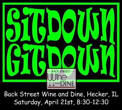 Sitdown Gitdown 4-21-18
