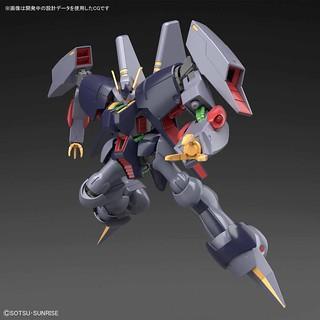 HGUC 1/144《機動戰士Z鋼彈》RX-160 拜藍(拜亞蘭;バイアラン)07 月發售!