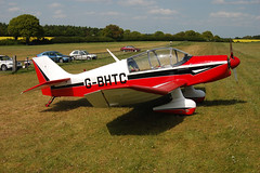 G-BHTC SAN Jodel DR1050M1 (581) Popham 100509